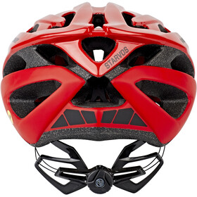 Bontrager Starvos MIPS CE - Casco de bicicleta Hombre - rojo
